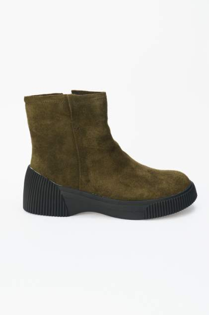 Ботинки женские Betsy 998706/03 хаки 38 RU