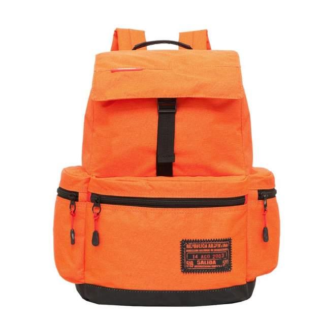 Городской рюкзак мужской Grizzly RQ-921-6 оранжевый