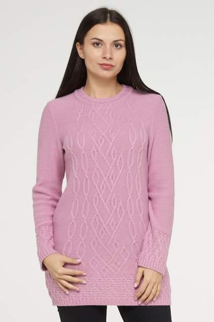 Свитер женский VAY 192-4835 розовый 54 RU