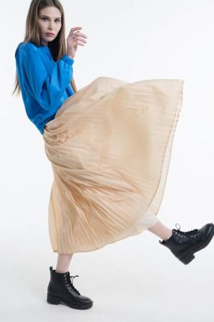 Женская юбка LA VIDA RICA SK72031, бежевый