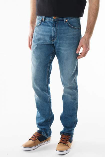 Джинсы мужские Wrangler W15Q23093, синий