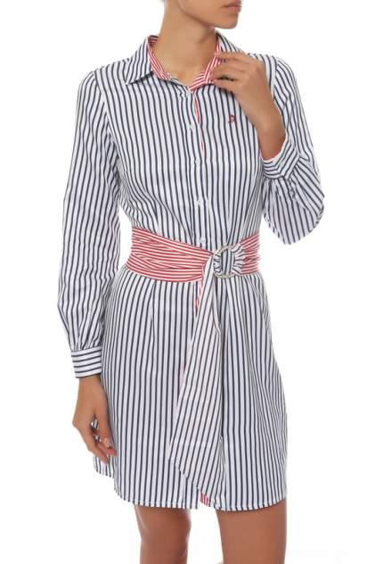 Платье женское EL CABALLO 1198136-1178 синее 36 EU