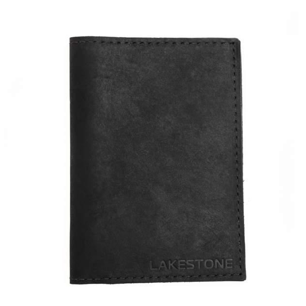 Обложка для паспорта LAKESTONE 10793 черная