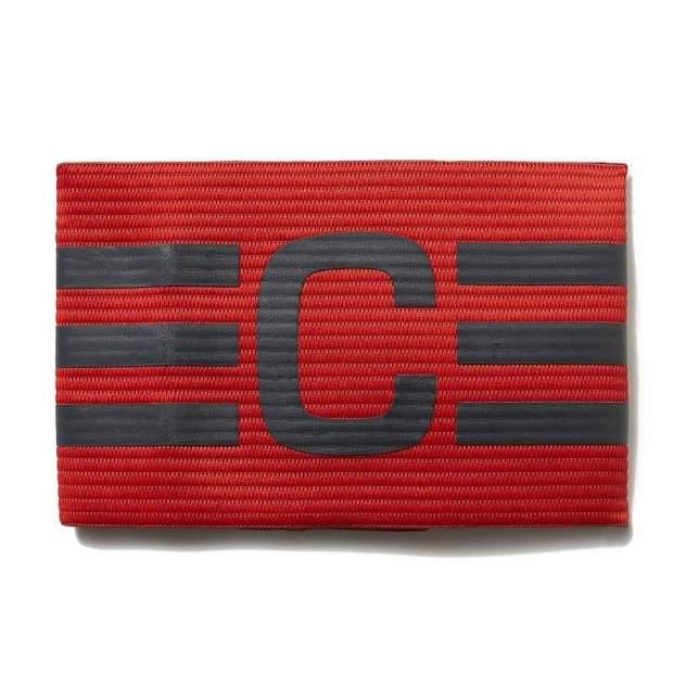 Капитанская повязка Adidas FB Capt Armband red