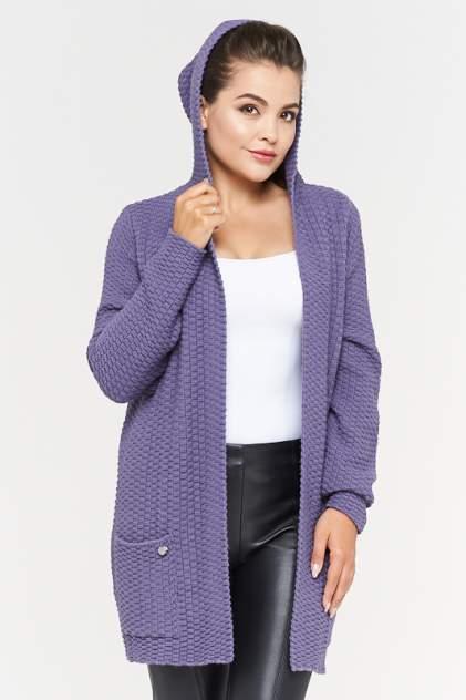 Жакет женский VAY 182-1548 фиолетовый 54 RU