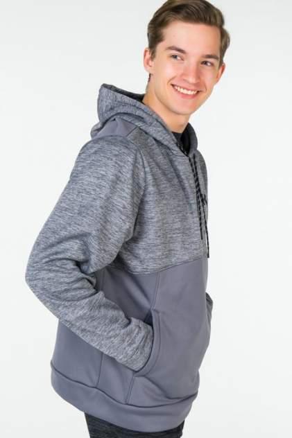 Толстовка мужской Under Armour 1280750-040 серый 50 USA