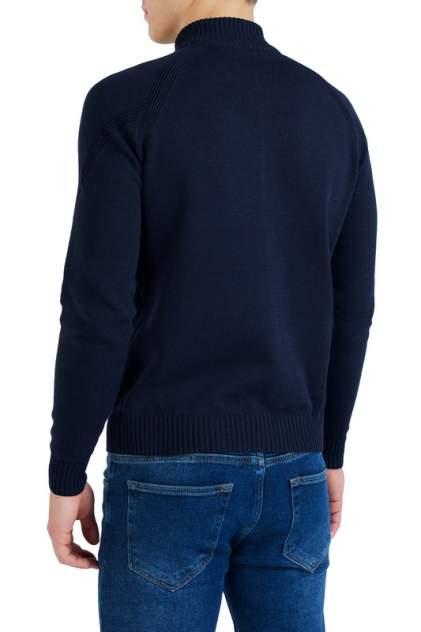 Кардиган мужской FORTE 1478 синий M-182