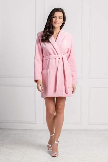 Халат женский Laete 11004-5 розовый XL