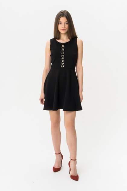 Женское платье Guess W93K59K8RN0JBLK, черный