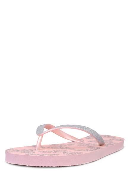Шлепанцы женские T.Taccardi 00906590 розовые 41 RU