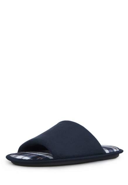Мужские домашние тапочки T.Taccardi 03006030, синий