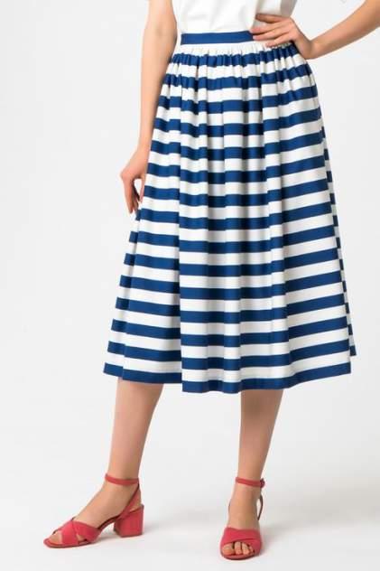 Женская юбка Victoria Kuksina Ю06-18/СИН, синий