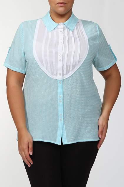 Женская блуза KRATOS F-1230, голубой