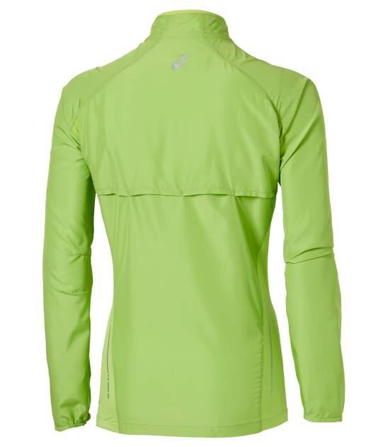 Куртка Asics Woven jacket SS14, green, M