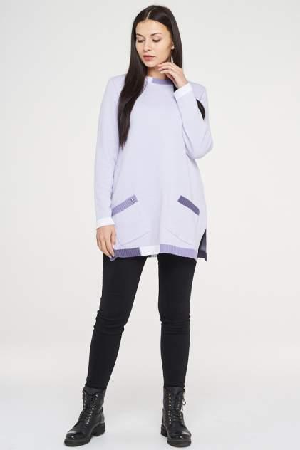 Джемпер женский VAY 182-4822 фиолетовый 48 RU
