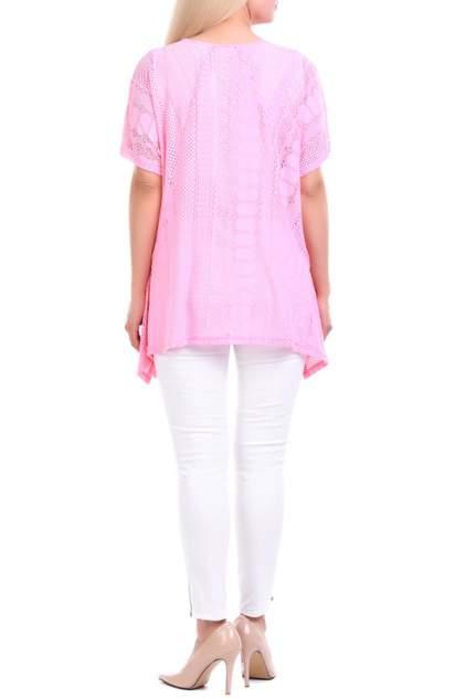 Блуза женская OLSI 1806036_1 розовая 62 RU
