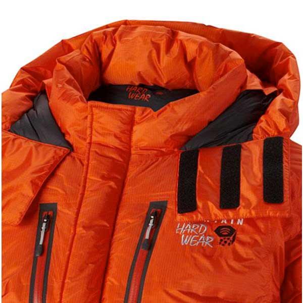 Комбинезон мужской Mountain Hardwear Absolute Zero® Suit темно-оранжевый, XXL