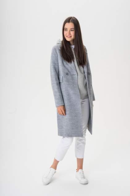 Женское пальто ElectraStyle 4-9009-306, серый