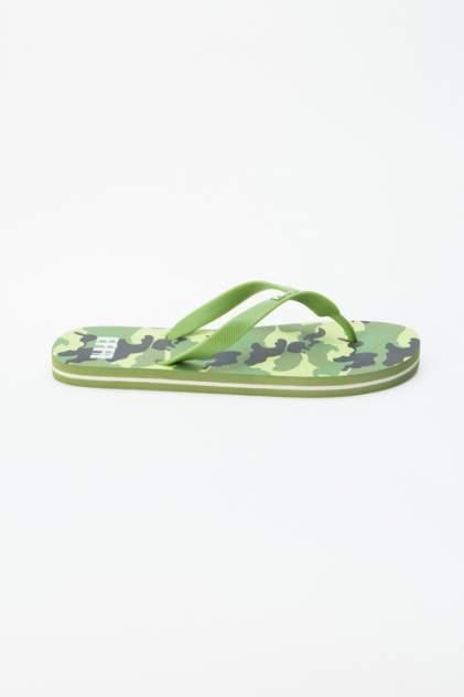 Шлепанцы мужские Effa 50451, зеленый