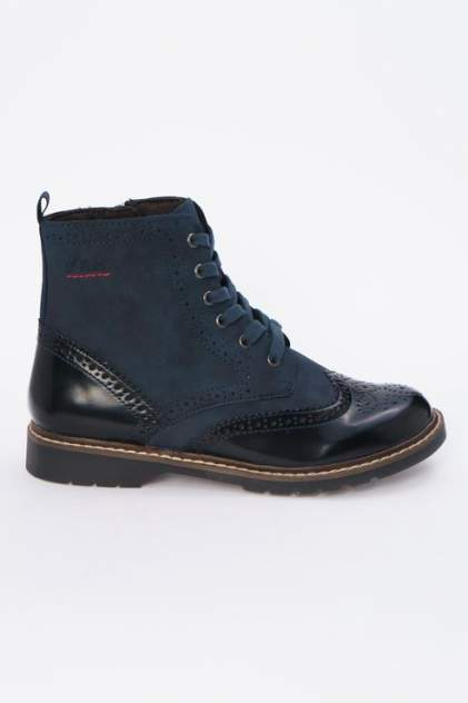 Ботинки женские S.Oliver 5-5-25465-21, синий