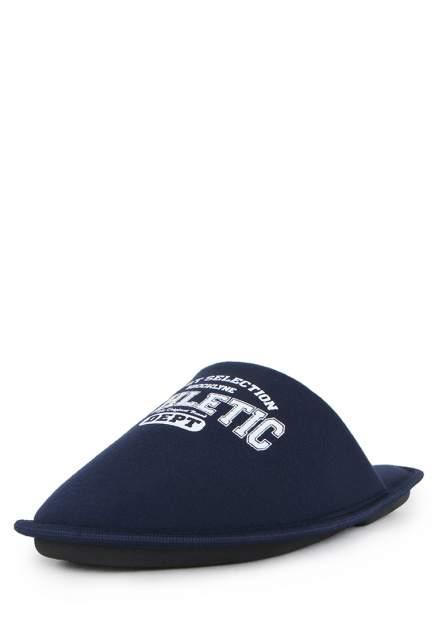 Шлепанцы мужские T.Taccardi 03006050 синие 40 RU