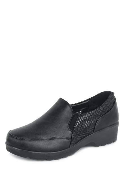 Полуботинки женские T.Taccardi 00807210 черные 40 RU