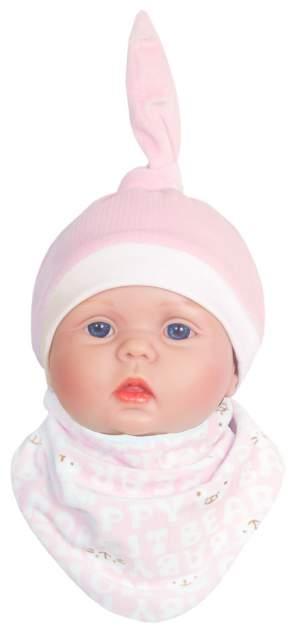 Комплект одежды Сонный гномик, цв. розовый р.50