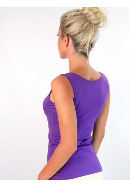 Майка женская ALLA BUONE 7057AB фиолетовая S