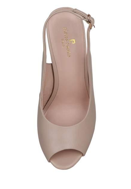 Туфли женские Pierre Cardin 710017464 бежевые 35 RU