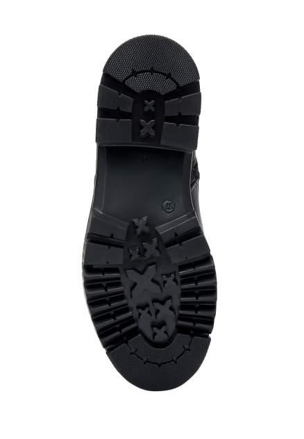 Ботинки женские Pierre Cardin 257070D0 черные 36 RU