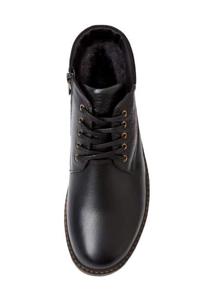 Ботинки мужские Alessio Nesca 261070C0 черные 40 RU
