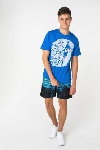 Плавки мужские BLUE SEVEN 346546 X разноцветные S