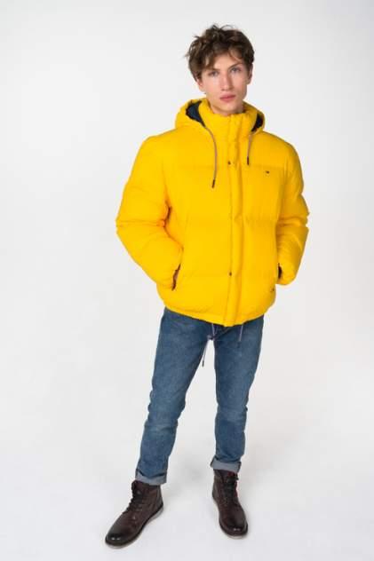 Куртка мужская Tommy Hilfiger DM0DM05032 желтая S