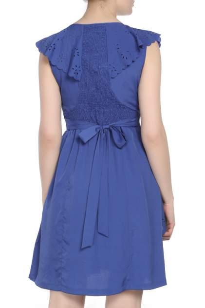 Платье женское Maria Grazia Severi 0446/2120/517 синее 44 IT