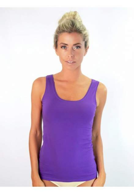 Майка женская ALLA BUONE 7057AB фиолетовая M