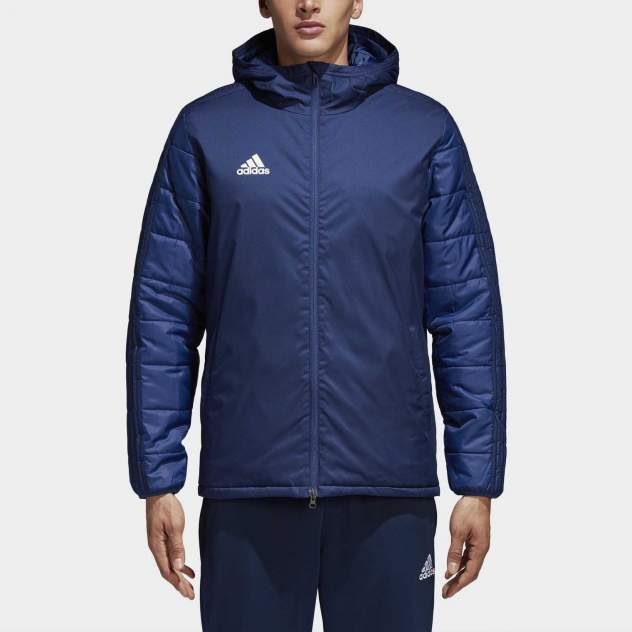 Куртка Adidas Condivo 18 CV8271, синий
