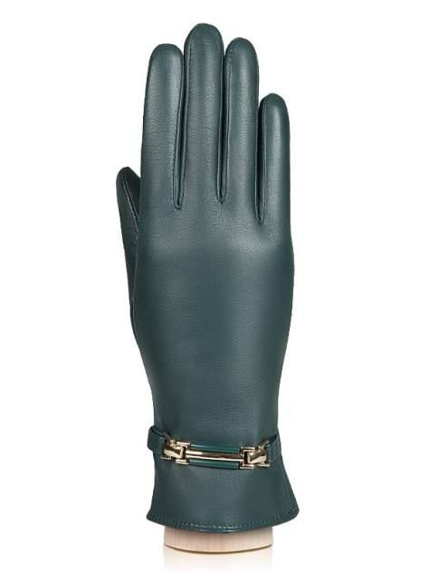 Перчатки женские Labbra LB-0306 зеленые 7.5