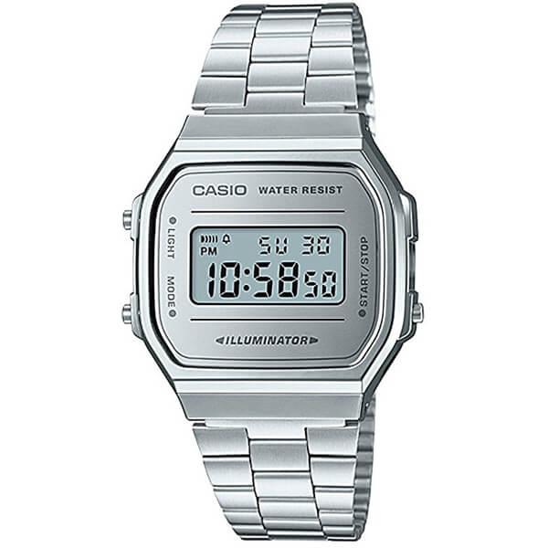 Наручные часы мужские Casio A-168WEM-7E