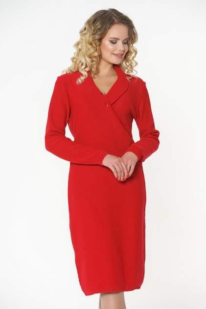 Женское платье VAY 182-2307, красный