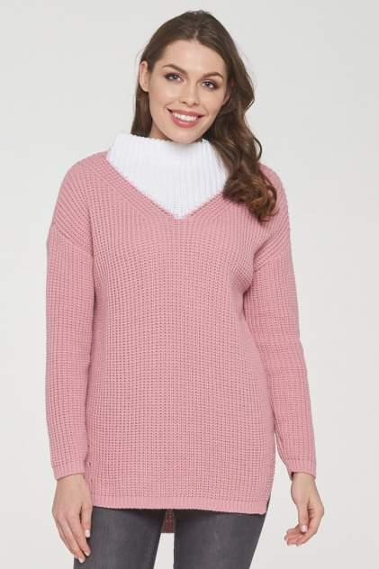 Джемпер женский VAY 182-4756, розовый