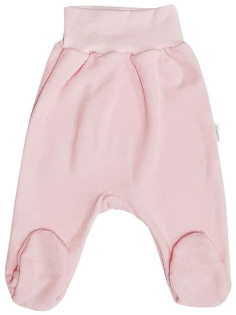 Ползунки на резинке Папитто цвет розовый р.18-50