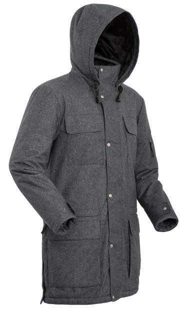 Пальто  SHL FORESTER 8001-9609-XXL СЕРЫЙ ТМН XXL