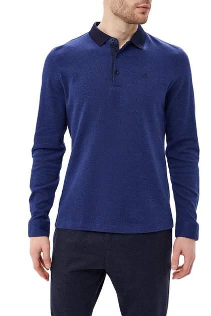 Рубашка мужская La Biali L934/218-2 синяя 2XL