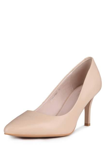 Туфли женские Pierre Cardin 710018150 бежевые 37 RU