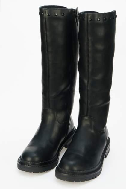 Полусапоги женские Keddo 898801/12 черные 37 RU