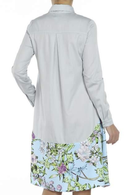 Платье женское Adzhedo 41463 серое S