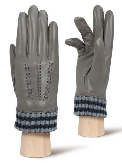Мужские перчатки Eleganzza IS981, серый