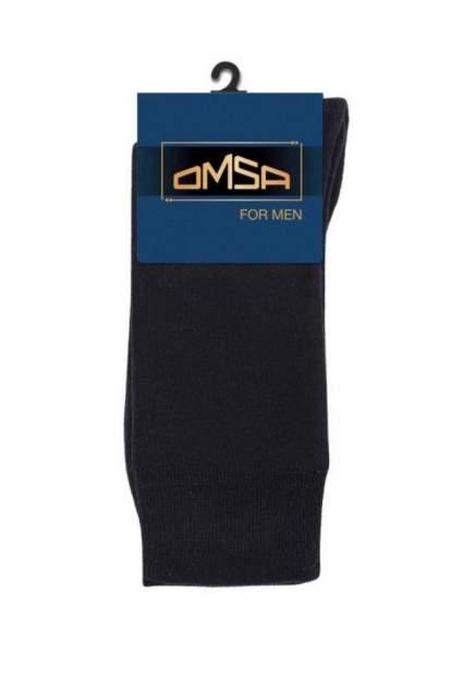 Носки мужские Omsa 303-1 черные 42-44