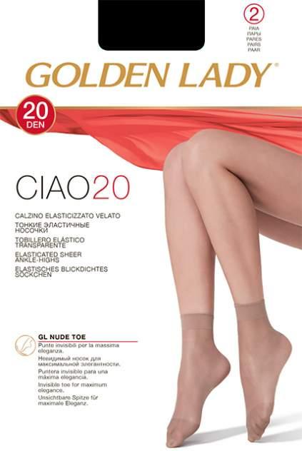 Носки женские Golden Lady коричневые UNI
