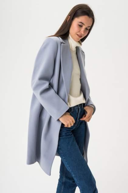 Пальто женское ElectraStyle 3-6061-128 серое 42 RU